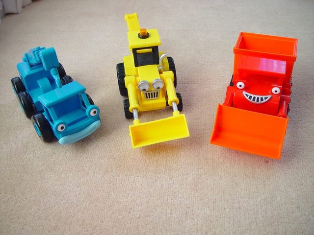 toy trucks photo