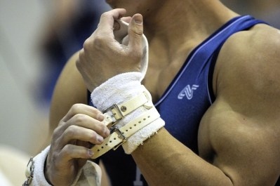 gymnast photo - judge not