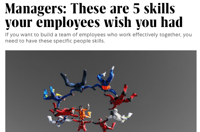 5 skills