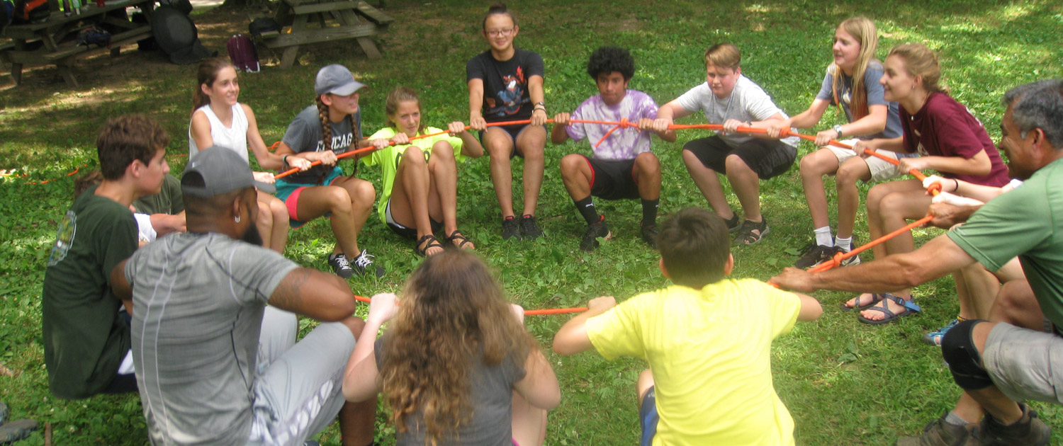Teen Leadership Adventure - Teen Day Camp - Leadership