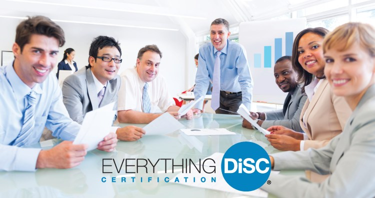 DiSC Workplace Certification Program Leadership Alive Chris Meade