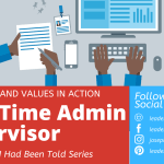 Four Things I Learned As a First Time Admin Supervisor