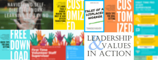 About Leadership and Values in Action