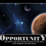 Five Questions To Ask When Opportunity Knocks