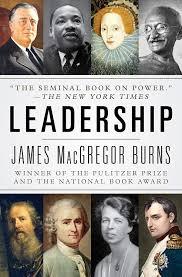 Book Cover Leadership Burns