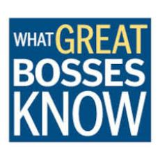what great bosses know