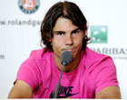Nadal reviews defeat