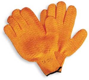 Leadering gloves