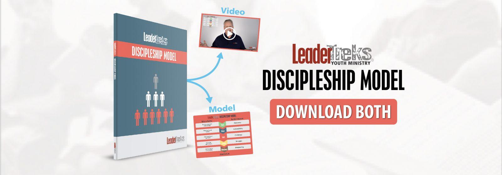 LeaderTreks Discipleship Model