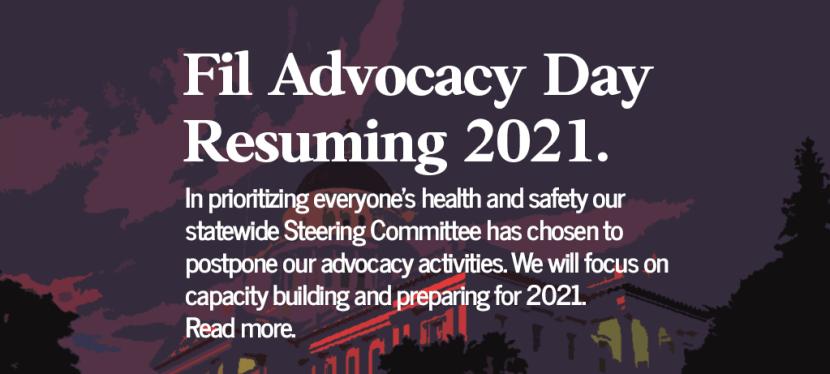 2021 Fil Advocacy Day