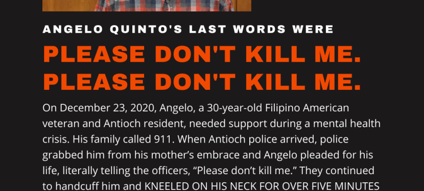 Recap: 2021 FIERCE Advocacy Day on AB 490, Justice for Angelo Quinto Act, AB 118, C.R.I.S.E.S Act, SB 2 to Increase Police Accountability, Save Philippines Studies and Defend Ethnic Studies!