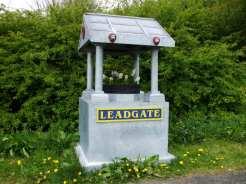 Temple Entrance to Leadgate