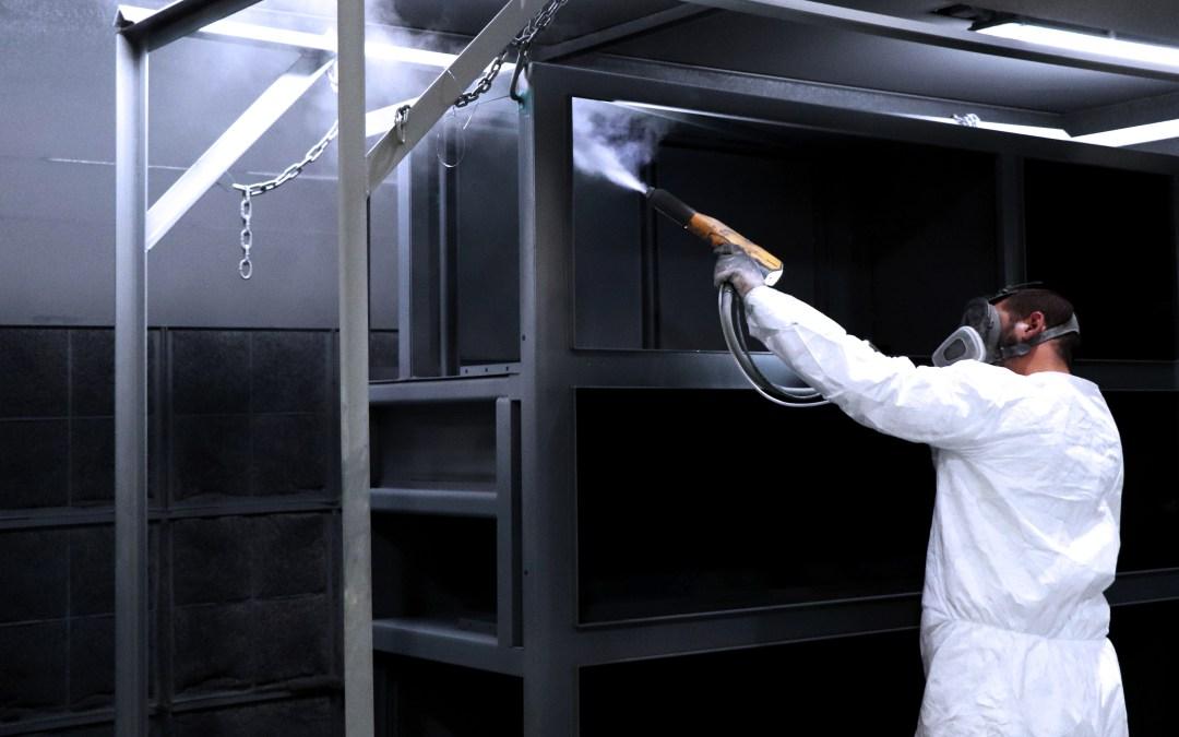 Benefits Of Powder Coating