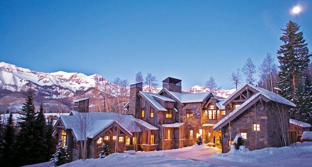 Rocky Mountain Majesty Telluride Mountain Village Colorado Leading Estates Of The World