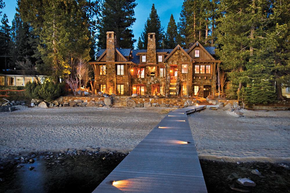 Lake Tahoes StoneGate Incline Village Nevada Leading Estates Of The World