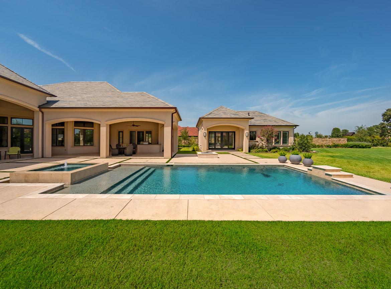 Vaquero Sanctuary Westlake Texas Leading Estates Of