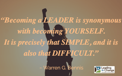 Leaders/ Do you know yourself?