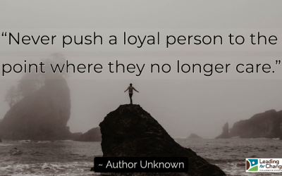 How far are you pushing them?