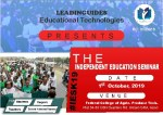 The Independent Education Seminar, Kano 2019