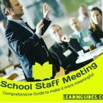 The Effective-School-Staff-Meeting