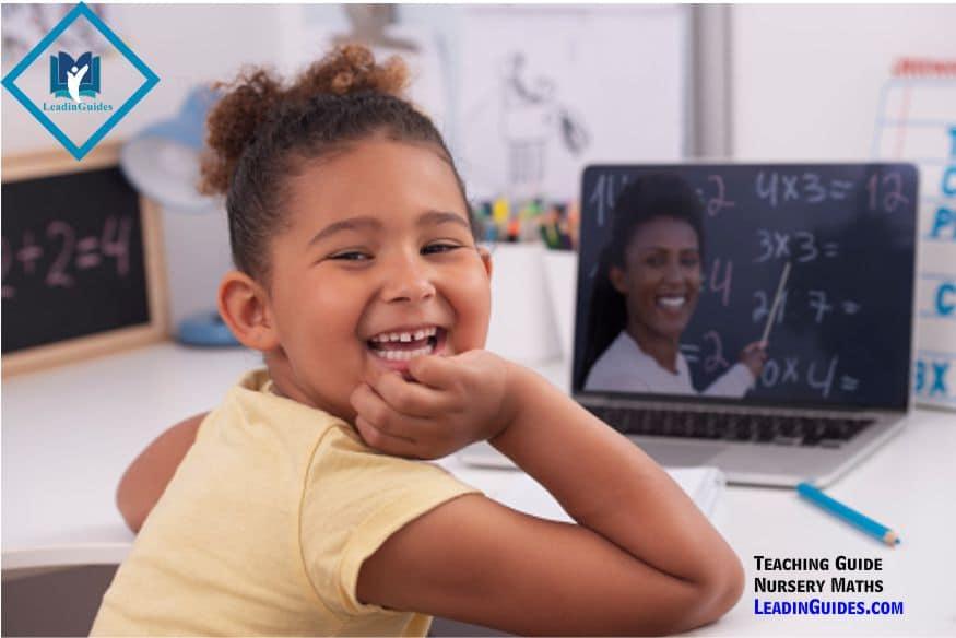 Lesson Note - Nursery 1 First Term Mathematics Week 4