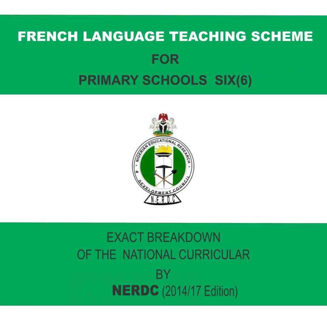 Primary 6 French Language Scheme