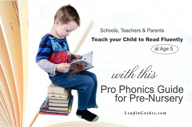 Lesson Note – Pre-Nursery First Term Phonics Week 2 – 3