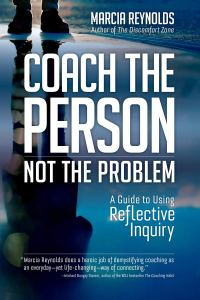 Book cover of Coach the Person, Not the Problem