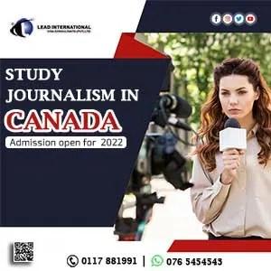 Canada Journalism