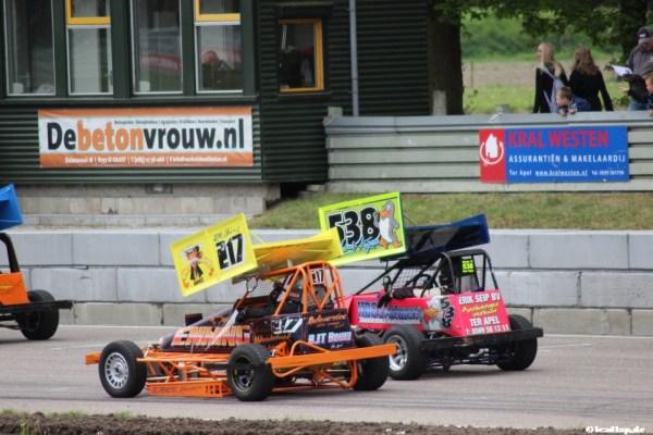 Klassenvielfalt im Oval: Stockcar F2 in den Niederlanden, Großbritannien und Österreich! © André Wiegold