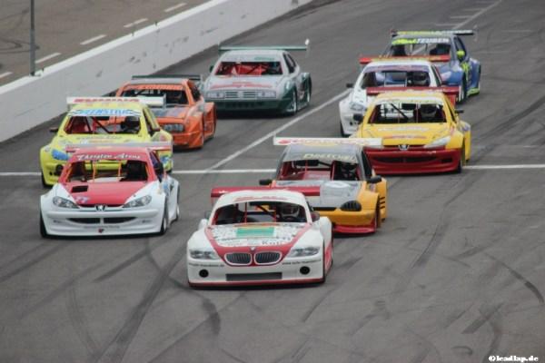 Supercup der National Hotrods auf dem Raceway Venray! © André Wiegold