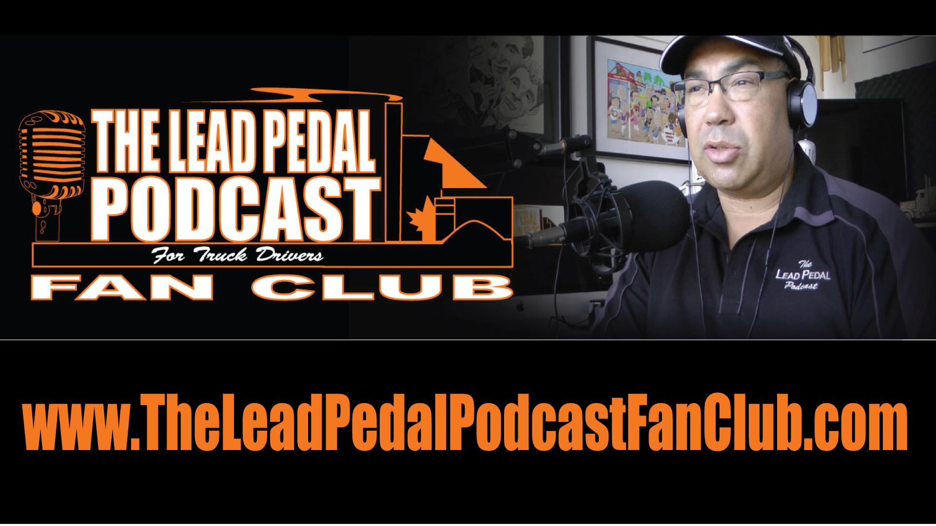 Lead Pedal Fan Club