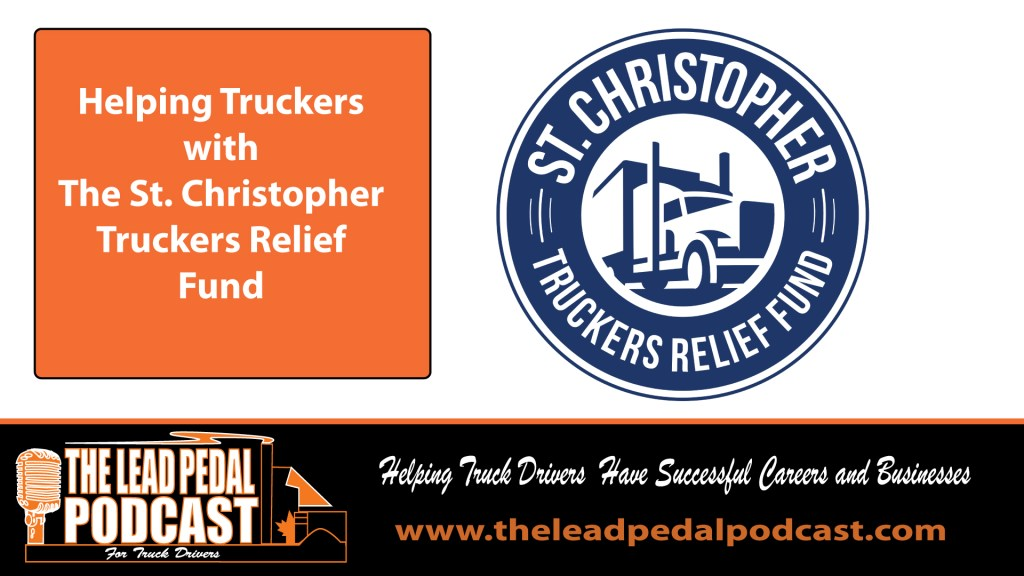 St Christophers truck Relief Fund