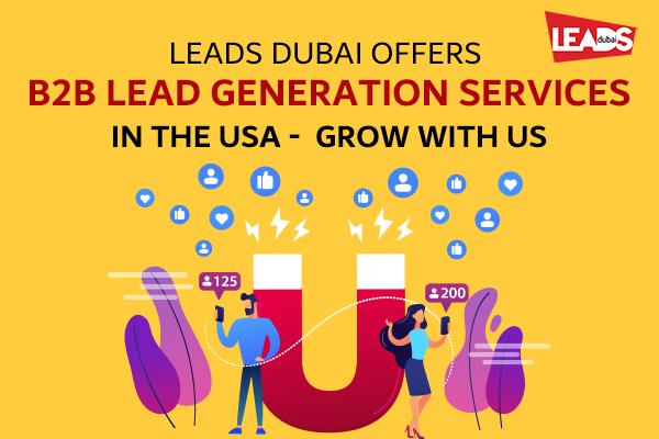 Services de génération de leads B2B aux États-Unis
