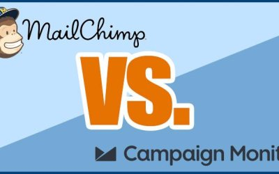 Email Marketing Faceoff: MailChimp vs Campaign Monitor