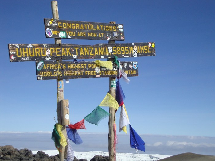 Top 8 Reasons to Climb Kilimanjaro