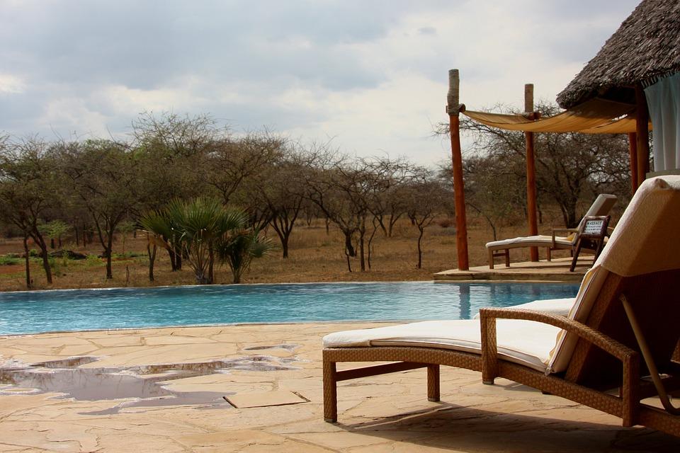 safari luxury accommodation