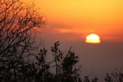Kenya Safari Gorgeous Sunset