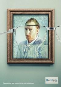 Keloptic - Van Gogh