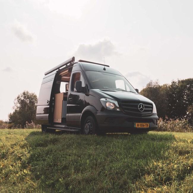 Mercerdes Sprinter buscamper, custom camper