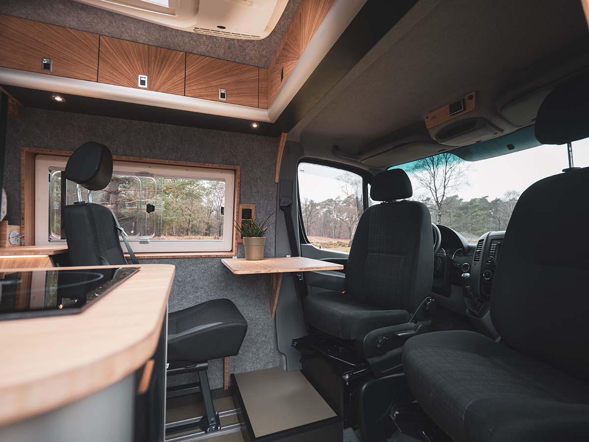 Campervan Mercedes 4x4 3 kopiëren