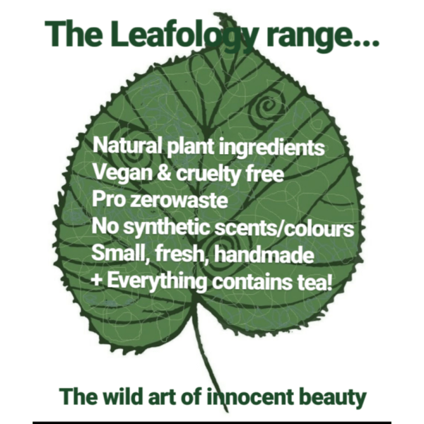 Leafology skincare Ethos Natural Beauty