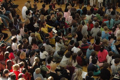 School-age audience, 11.26.2008