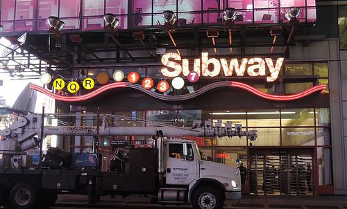 【紐約】交通篇 – 華人計程車&地鐵