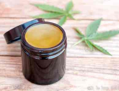 Hemp CBD Topical Salve Balm