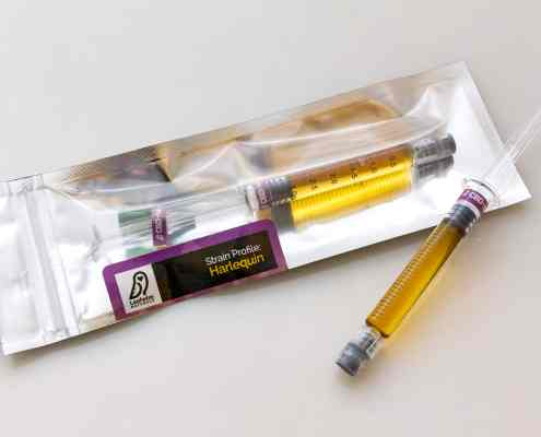 concentrate syringe 3ml vape cbd distillate