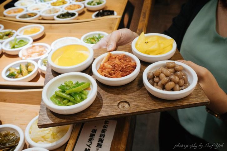 48677183133 dd61bf85b8 o - 新北採訪│新店吃到飽就在這!30道小菜無限供應吃到飽! 銅盤烤肉無油煙的朝鮮味韓國料理