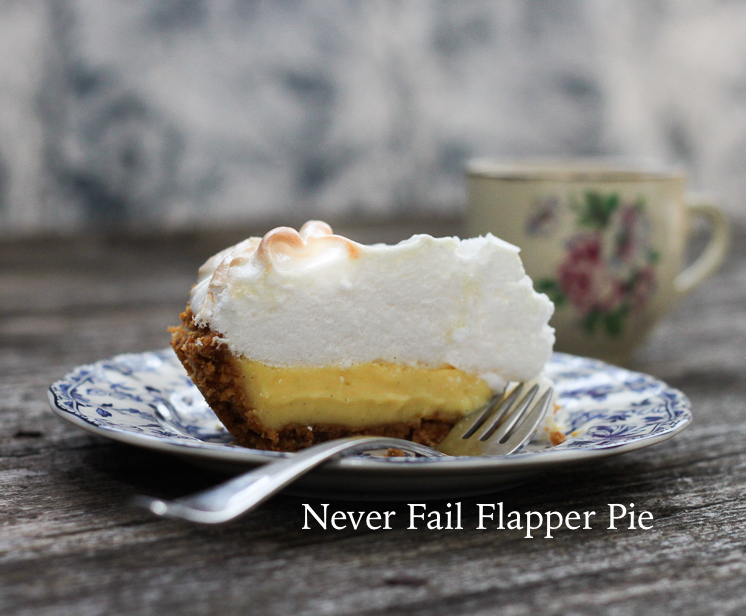 Never Fail Flapper Pie