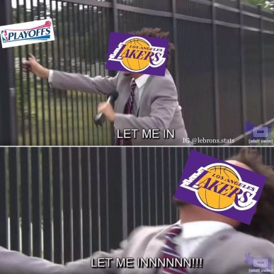 Lakers Meme