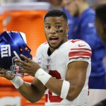 Saquon Barkley Tears ACL